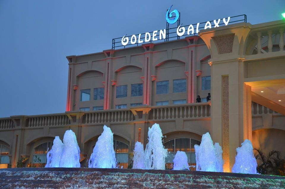 Golden Galaxy Hotel Faridabad